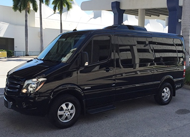 Miami airport shuttle konfer