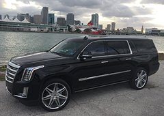 Escalade Car Service Miami