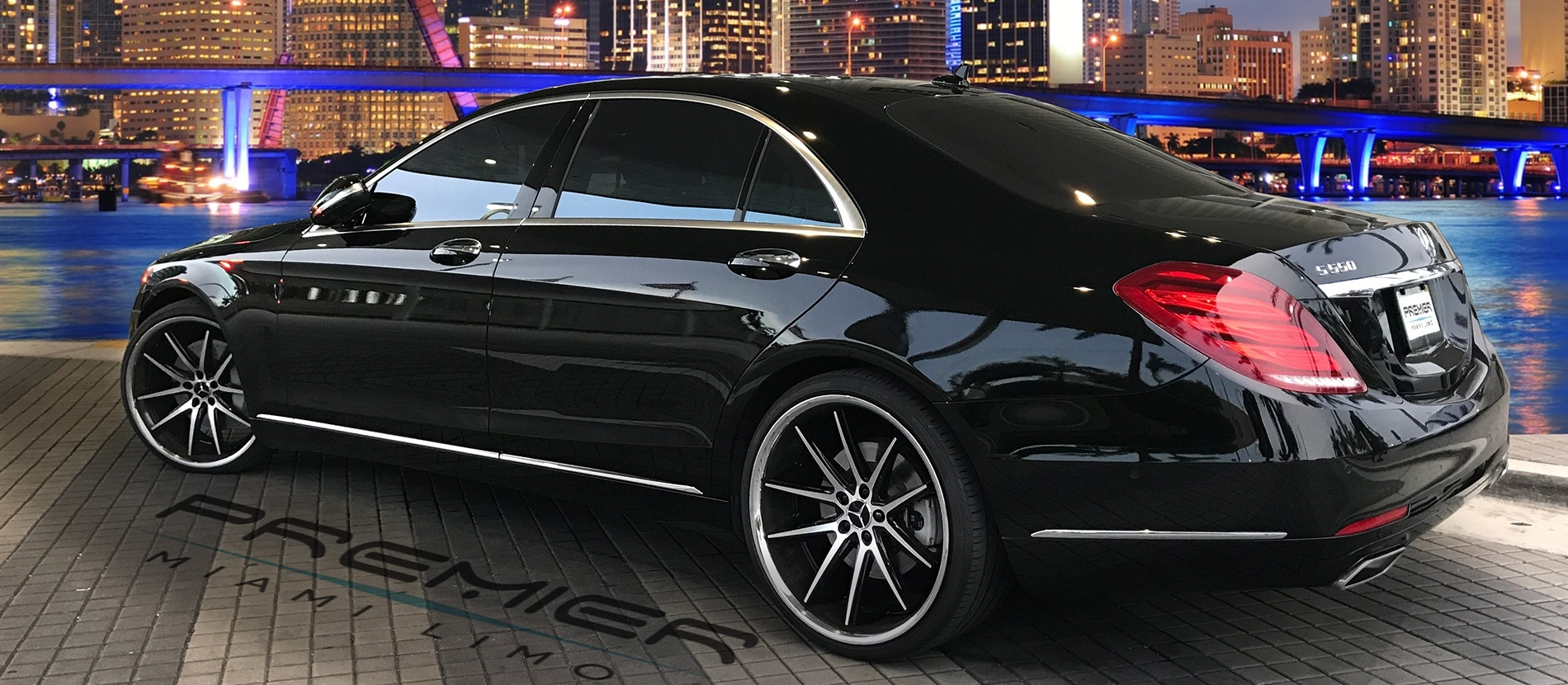 Miami limo service car service miami all inclusive rates for Mercedes benz service miami