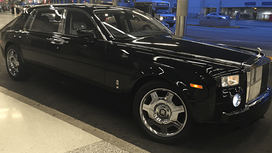 Fleet: Rolls Royce Phantom