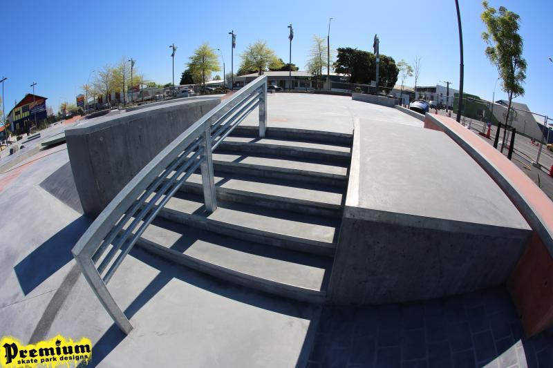 Hastings Skate Park Opening/Park Images