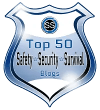 Preppers Will is one of the Top 50 Safety ★ Security ★ Survival Blogs