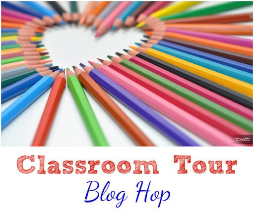 Preschool Classroom Tour Blog Hop