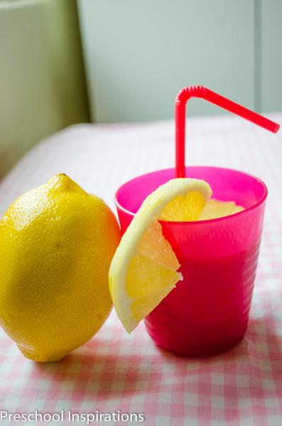 Lemonade Scented Playdough by Preschool Inspirations-5