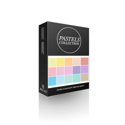 pastels collection box Pastel Presets for Lightroom