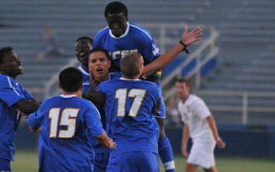 Gauchos look to keep momentum going against No. 13 UCLA