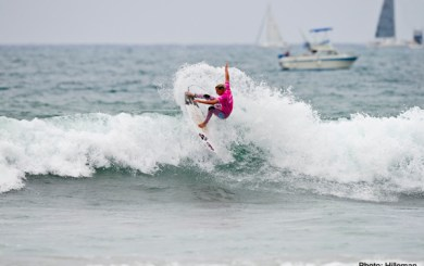 Lakey lands a spot on ASP World Tour for 2012