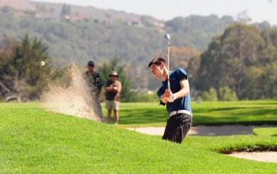 McMahon, Martin win SB Golf Classic