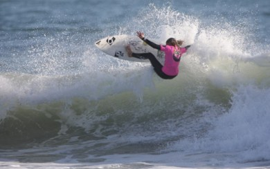 Sundance Beach surfers dot the SoCal coast this weekend