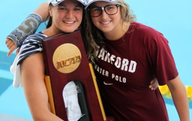 WWP: Stanford tops UCLA in NCAA water polo championship