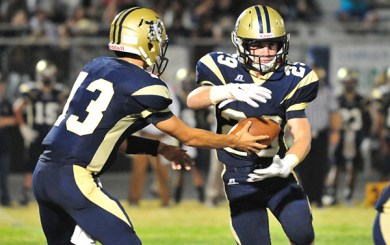 Friday Night Lights: DP takes on top-ranked Newbury Park
