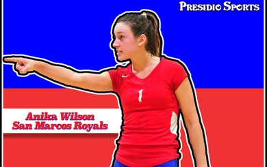 Wilson tops Presidio Sports All-City Volleyball Team