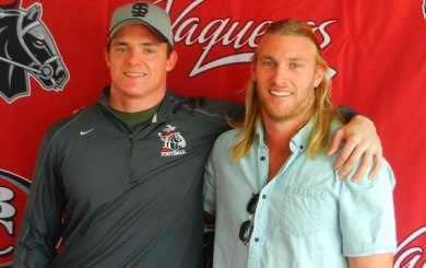 SBCC's Pettit, Wishnowsky sign with D-1 programs