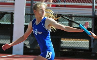 TRK: Schroeder breaks Channel League meet's 800 record
