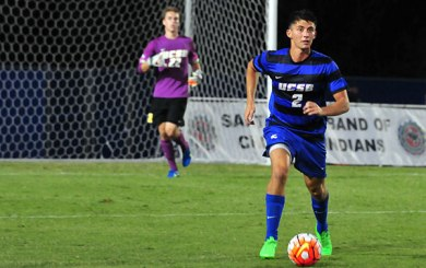 MSoc: Gauchos sputter in 2-0 loss to Akron
