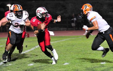 Santa Ynez roughs up Warriors