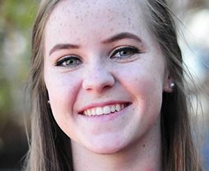Niessen honored as Providence's Scholar-Athlete Award winner