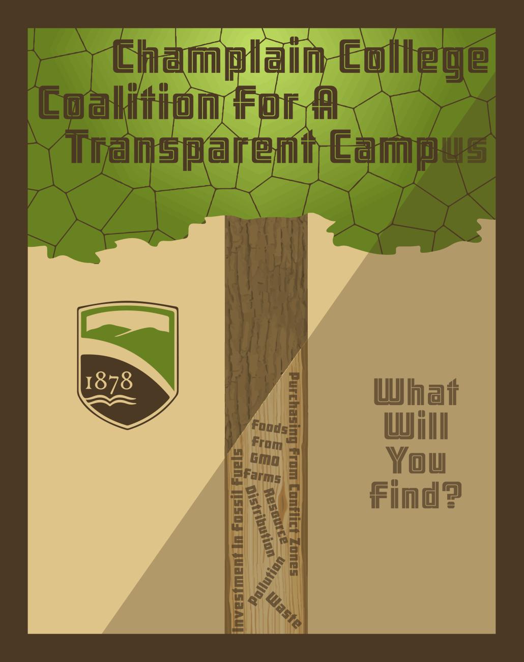 Champlain Transparent Campus