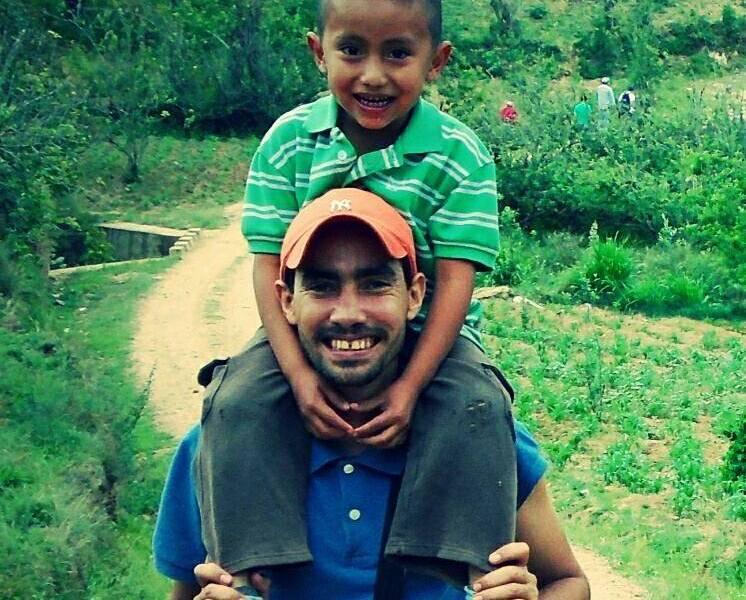 Mario in Guatemala.