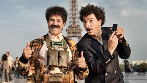 Vive la France - Gesprengt wird später (Komödie). Regie: Michaël Youn. 31.10.