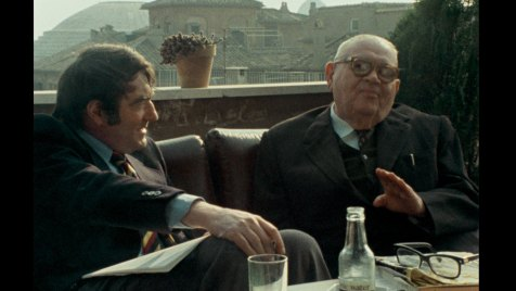 Der letzte der Ungerechten (Doku). Regie: Claude Lanzmann. 22.11.