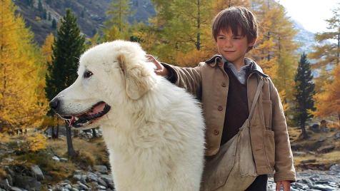 Belle & Sebastian (Kinderfilm, Regie: Nicolas Vanier, 24.01.)