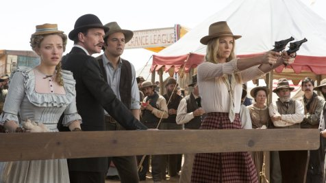 A Million Ways to Die in the West (Westernkomödie, Regie: Seth MacFarlane, 29.05.)