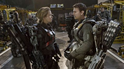 Edge of Tomorrow (Sci-Fi, Regie: Doug Liman, 29.05.)