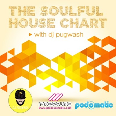 Soulful house chart 1 sep 16 pressure radio deep for Deep house music charts