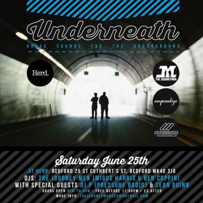 Underneath 25-June-2016