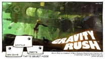 Review: Gravity Rush