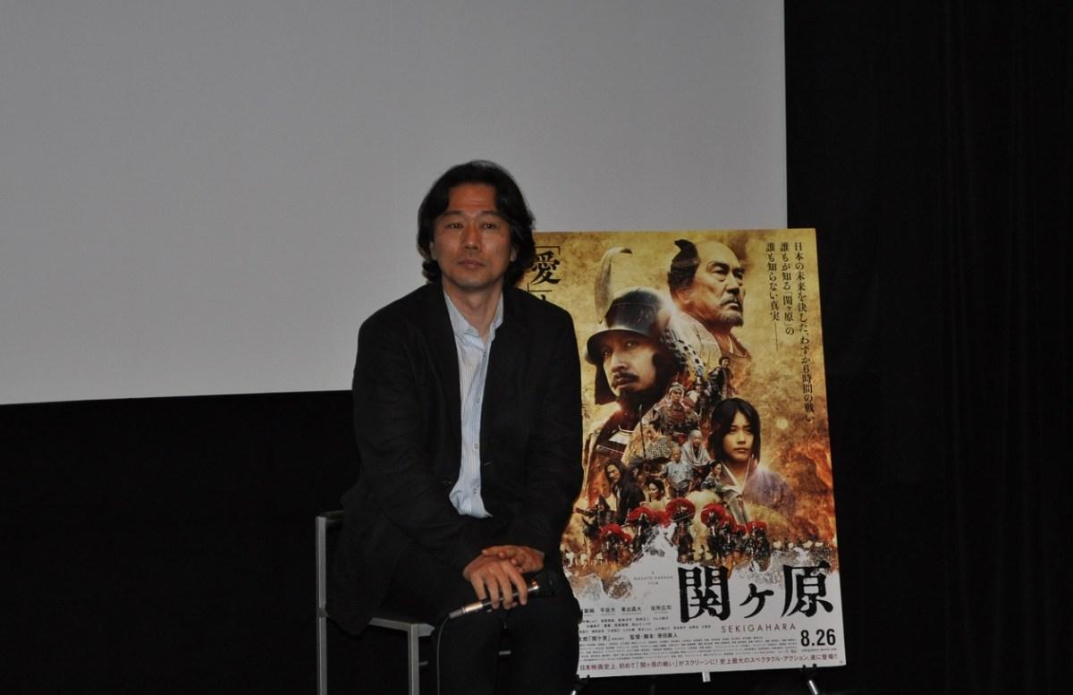 岡田准一主演『関ヶ原』山本章プロデューサーが語った舞台裏