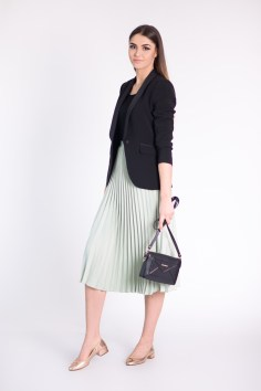 Spódnica plisowana: H&M, cena: 139,90 złotych
