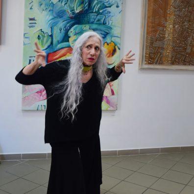 Performance Sary Berman Rokosz 3