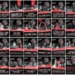 BACARDI® B-Live Posters