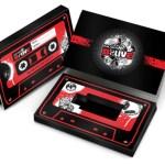 BACARDI® B-Live USB Case