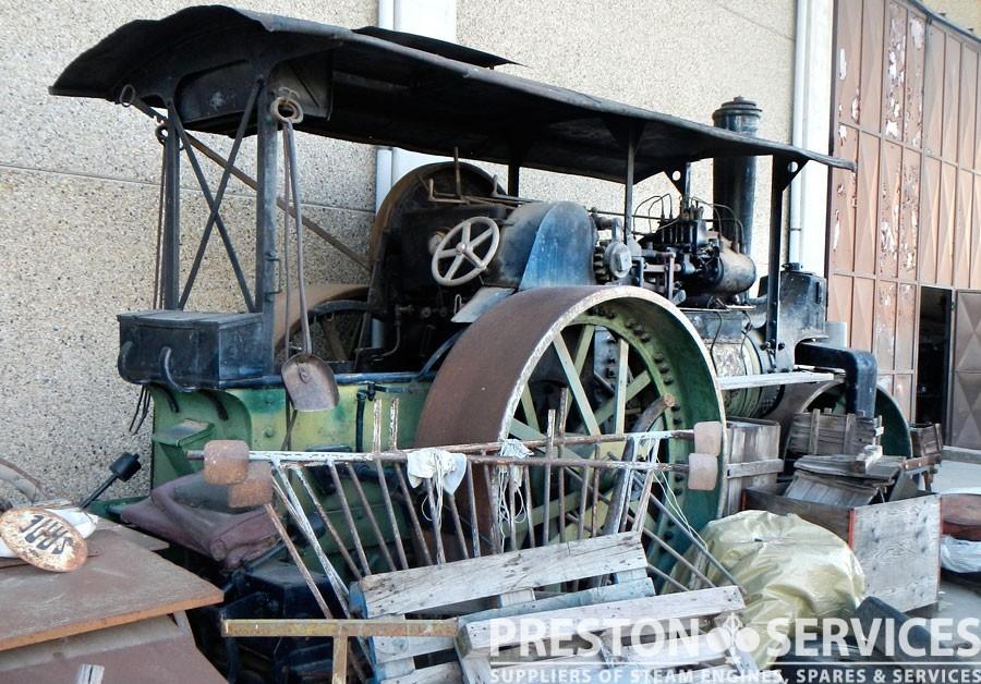BREDA Steam Roller