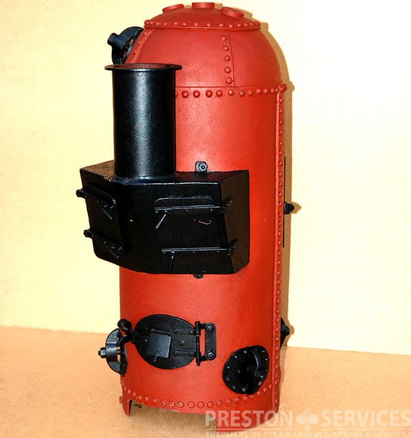 COCHRAN & Co. Miniature Steam Boiler