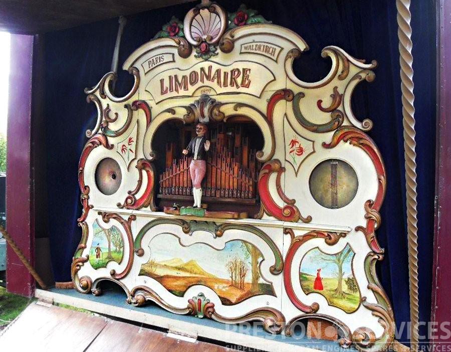 LIMONAIRE 52 Keyless Fairground Organ
