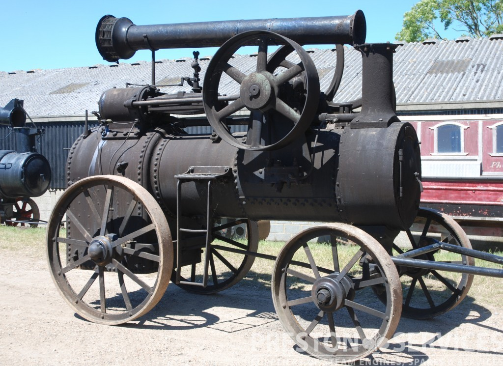 RANSOMES, SIMS & JEFFERIES Portable Steam Engine