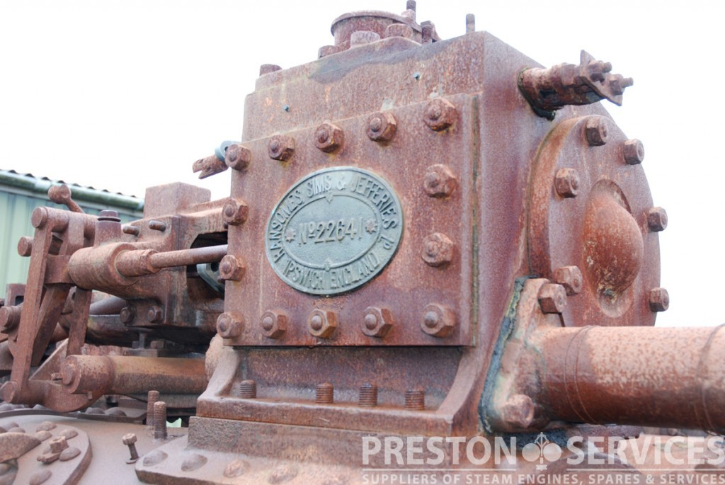 RANSOMES, SIMMS & JEFFERIES Traction Engine