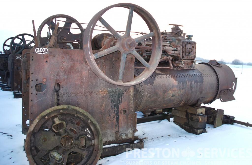 RUSTON PROCTOR 12 NHP Traction Engine