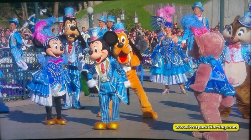 12 april 2017- Vandaag bestaat Disneyland Parijs precies 25 jaar! Een extra speciaal feestoptreden vandaag