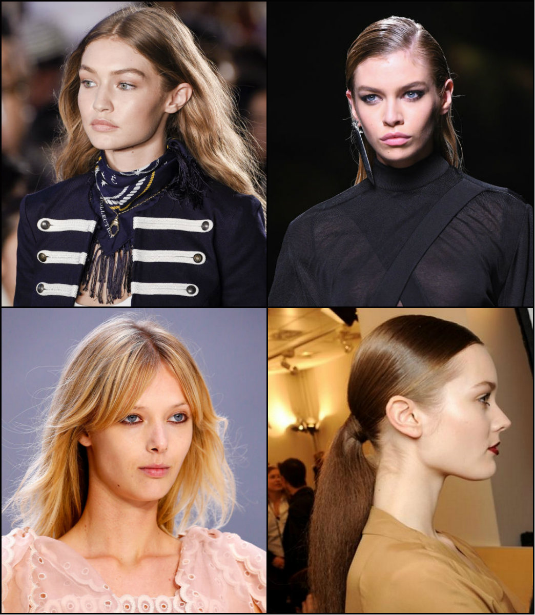 Summer Wet Hair Trends To Look Cool & Fresh of 1 by Karen