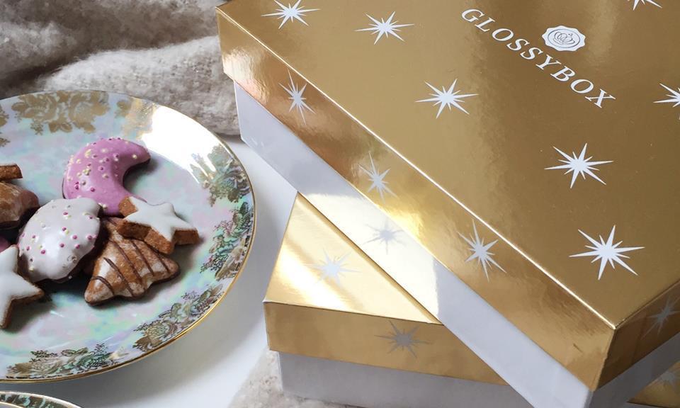 Glossybox Weihnachten