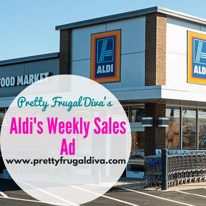 Aldi Weekly Sales Ad 4/10- 4/16