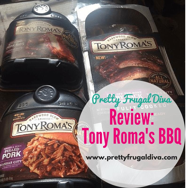 Review: Tony Roma's BBQ