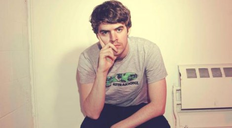 "Ryan Hemsworth – ""Alone For The First Time"" album stream"