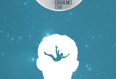 'Couhglans Live' gig poster design