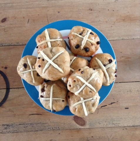 recette-hot-cross-buns